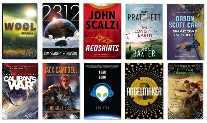 list of science fiction books f f   2017